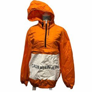 women's Calvin Klein rain jacket size XL more M/14